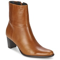 Buty Damskie Botki Betty London GALET CAMEL