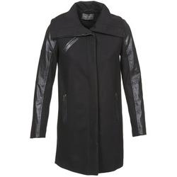 tekstylia Damskie Płaszcze Esprit BATES Czarny