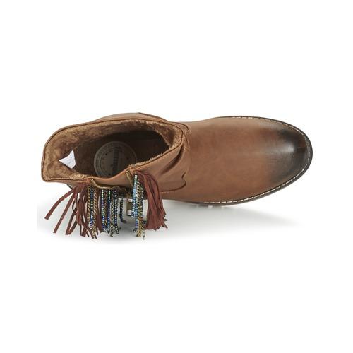 BARINA  Coolway  buty za kostkę  damskie  camel