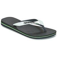 Buty Japonki Havaianas BRASIL MIX Biały / Czarny