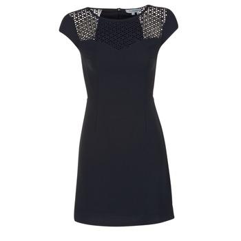 tekstylia Damskie Sukienki krótkie Morgan RENAL Czarny