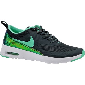 Buty Dziecko Trampki Nike Air Max Thea Print GS 820244-002 Czarne