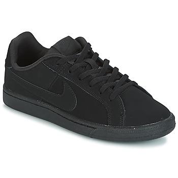 Buty Dziecko Trampki niskie Nike COURT ROYALE GRADE SCHOOL Czarny