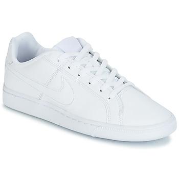 Buty Dziecko Trampki niskie Nike COURT ROYALE GRADE SCHOOL Biały