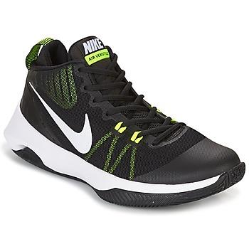 Buty Męskie Koszykówka Nike AIR VERSITILE Czarny / Biały