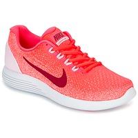 Buty Damskie Bieganie / trail Nike LUNARGLIDE 9 W Różowy