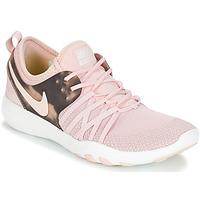 Buty Damskie Fitness / Training Nike FREE TRAINER 7 AMP W Różowy