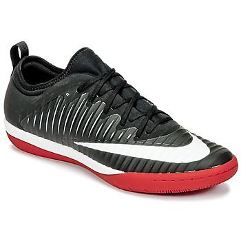 Buty Męskie Piłka nożna Nike MERCURIALX FINALE II IC Czarny / Biały / Czerwony