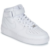 Trampki wysokie Nike AIR FORCE 1 MID 07 LEATHER