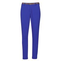 tekstylia Damskie Spodnie z pięcioma kieszeniami Betty London GRIBANO MARINE