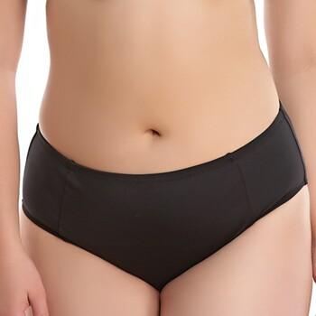 tekstylia Damskie Bikini: góry lub doły osobno Elomi ES7524 BLK Czarny