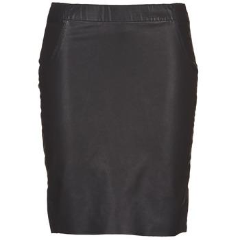 tekstylia Damskie Spódnice Vero Moda JUDY Czarny