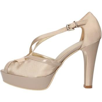Buty Damskie Sandały Sergio Cimadamore Sandały AF482 Beżowy