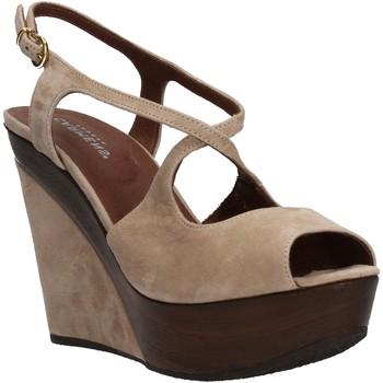 Buty Damskie Sandały Carmens Padova AF500 Beżowy
