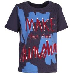 tekstylia Damskie T-shirty z krótkim rękawem Kookaï EDITH Marine