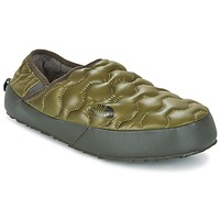 Buty Męskie Obuwie domowe The North Face THERMOBALL TRACTION MULE IV KAKI