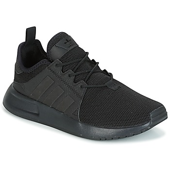 Buty Dziecko Trampki niskie adidas Originals X_PLR Czarny
