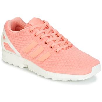 Buty Damskie Trampki niskie adidas Originals ZX FLUX W Różowy / Biały