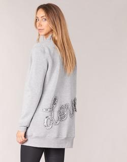 tekstylia Damskie Kurtki krótkie Love Moschino W330801E1779 Szary