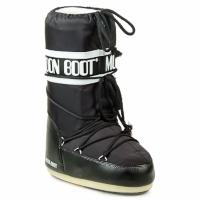 Buty Damskie Śniegowce Moon Boot MOON BOOT NYLON Czarny