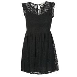 tekstylia Damskie Sukienki krótkie Betty London GLATOS Czarny