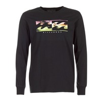 tekstylia Męskie T-shirty z długim rękawem Billabong INVERSE TEE LS Czarny
