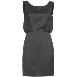 tekstylia Damskie Sukienki krótkie Naf Naf LYCOPINE Czarny