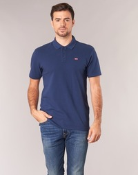 tekstylia Męskie Koszulki polo z krótkim rękawem Levi's HOUSEMARK Marine