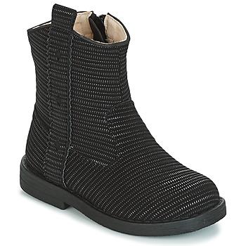 Buty Dziewczynka Kozaki Mod'8 ZOULIA Czarny
