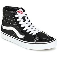 Buty Trampki wysokie Vans SK8 HI Czarny / Biały