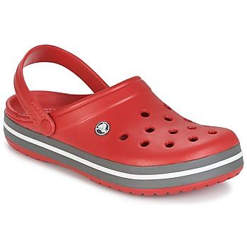 Buty Chodaki Crocs CROCBAND Czerwony