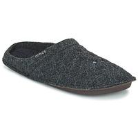Buty Obuwie domowe Crocs CLASSIC SLIPPER Czarny