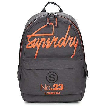 Torby Plecaki Superdry INTERNATIONAL MONTANA Szary