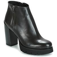Buty Damskie Low boots Now TUTTO Czarny