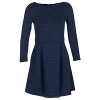 tekstylia Damskie Sukienki krótkie Petit Bateau LAUREANNA MARINE
