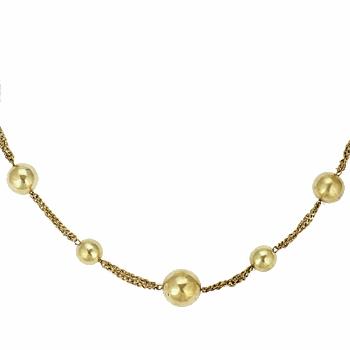 Biżuteria Antik Batik ASI NECKLACE Argenté 350x350