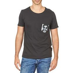 tekstylia Męskie T-shirty z krótkim rękawem Eleven Paris LENNYPOCK Biały