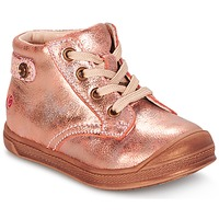 Buty Dziewczynka Trampki wysokie GBB REGINE Różowy