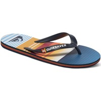 Buty Męskie Japonki Quiksilver Molokai Everyday Stripe - Chancletas MULTICOLOR