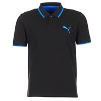 tekstylia Męskie Koszulki polo z krótkim rękawem Puma ACTIVE HERO POLO Czarny