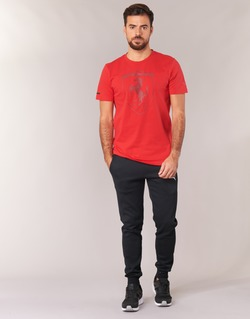 tekstylia Męskie Spodnie dresowe Puma SWEAT PANTS SLIM FL Czarny
