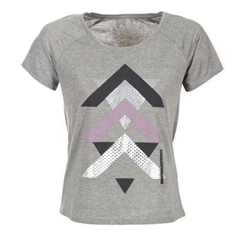 tekstylia Damskie T-shirty z krótkim rękawem Only Play LINDA Szary