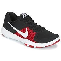 Buty Męskie Fitness / Training Nike FLEX CONTROL Czarny / Czerwony