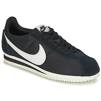 Buty Damskie Trampki niskie Nike CLASSIC CORTEZ NYLON W Czarny / Biały