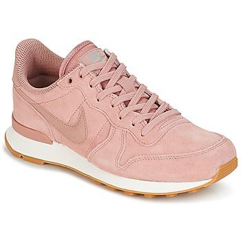 Buty Damskie Trampki niskie Nike INTERNATIONALIST SE W Różowy