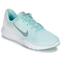 Buty Damskie Fitness / Training Nike FLEX TRAINER 7 REFLECT W Biały / Zielony