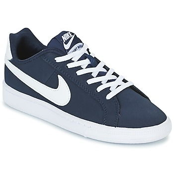 Buty Chłopiec Trampki niskie Nike COURT ROYALE GRADE SCHOOL Niebieski / Biały