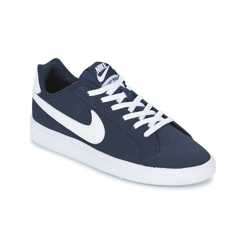 Buty Dziecko Trampki niskie Nike COURT ROYALE GRADE SCHOOL Niebieski / Biały