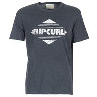 tekstylia Męskie T-shirty z krótkim rękawem Rip Curl BIG MAMA DIAMOND Czarny