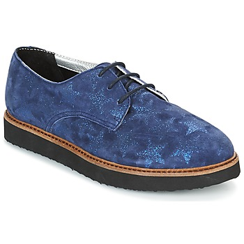 Buty Damskie Derby Ippon Vintage JAMES SKY Marine
